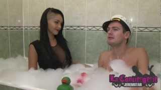Jeremstar Et Nabilla: Interview Sexy Et Jeux Aquatiques