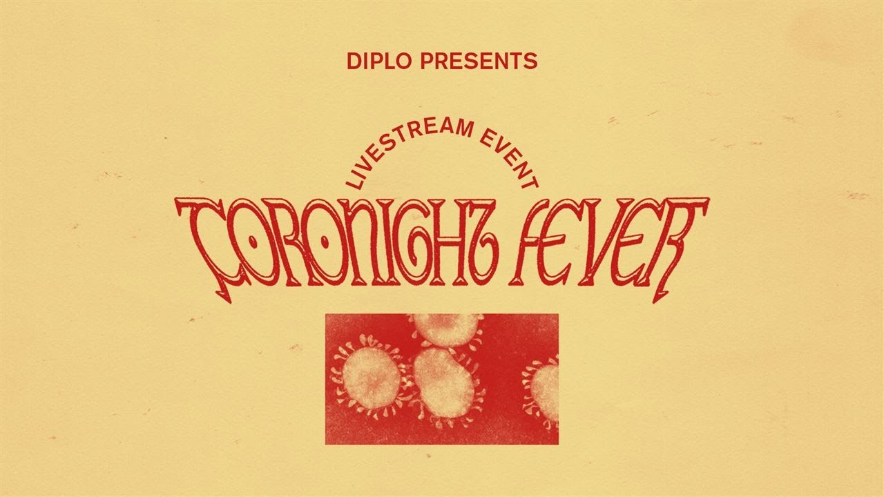 Diplo b2b Dillon Francis - Live @ Coronight Fever #4 2020