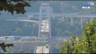 Ponte Morandi, scatta l