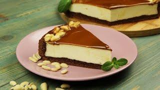 Творожный торт со сгущенкой - Рецепты от Со Вкусом