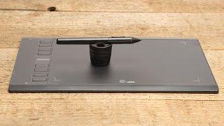 Review des Grafik Tablet Ugee M708