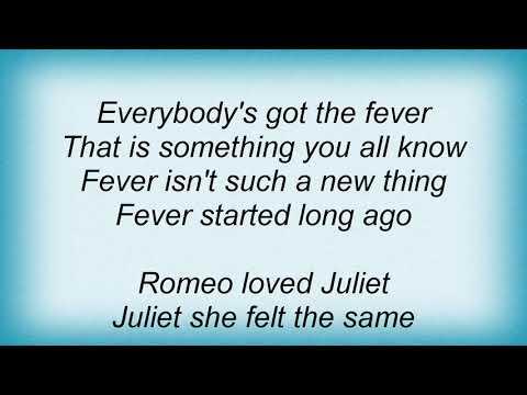Suzi Quatro - Fever Lyrics