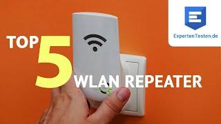 WLAN Repeater Test 2021 - Die besten WLAN Repeater im Vergleich