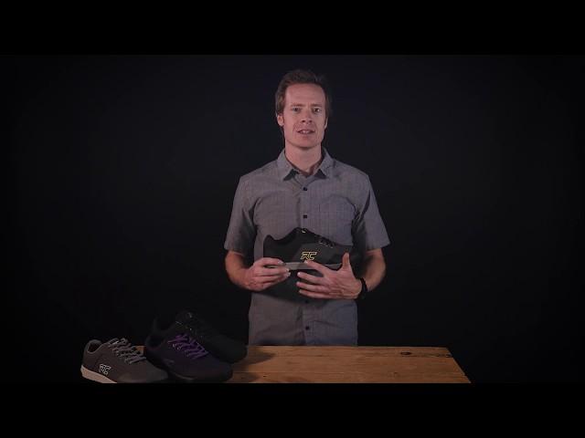 Видео Вело обувь Ride Concepts Livewire