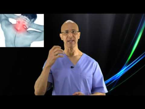 Video Neck Pain From Sleeping Wrong?  What You Can Do Right Now - Dr Mandell