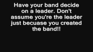 TotalTutorials: How To Start A Band In Middle School