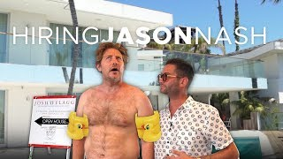 I HIRED JASON NASH! (TOURING $20MILLION MANSION)