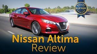 Nissan Altima (L34) 2018 - dabar