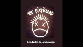 "The Distillers - Blackheart 7"" EP"