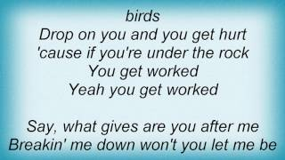 311 - You Get Worked Lyrics