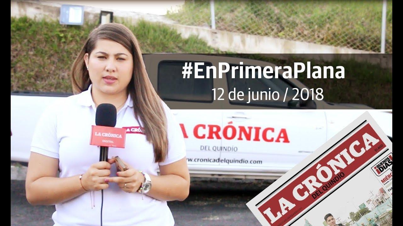 En Primera Plana - 12 de junio de 2018