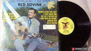 "Red Sovine ""Tell Maude I Slipped"""