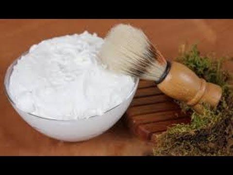 Φτιαξτε ευκολα αφρο ξυρισματος