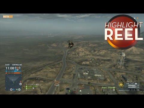 Battlefield Motorbike Believes It Can Fly