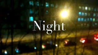 Атмосферное Видео Ночь Дорога Красиво