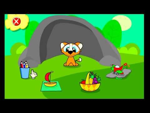 Jogo educativo Brincando com Arie!!!! - Playing with Arie!