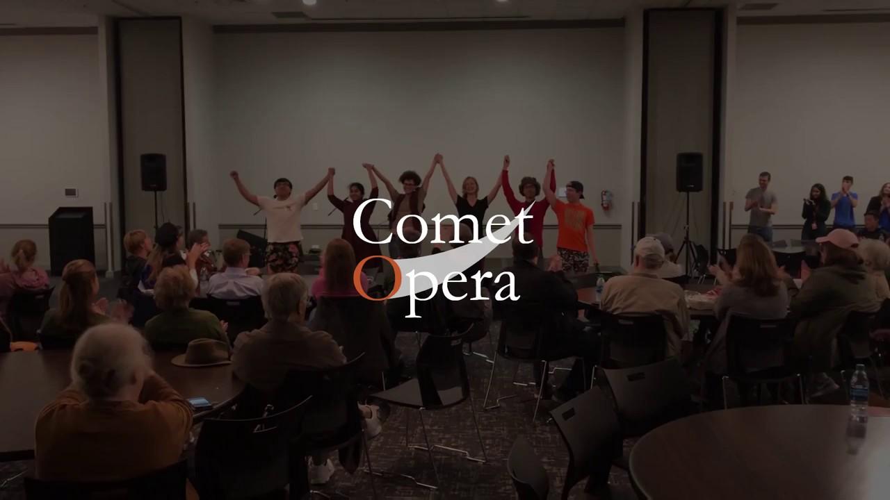 Cosi Fan Tutte Sextet (Comet Opera 2018)