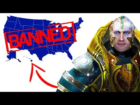 10 BANNED Games The Government FORBIDS You To Play