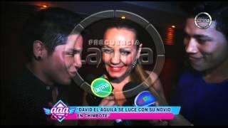 David del Águila y su novio fueron ampayados en discoteca de Chimbote