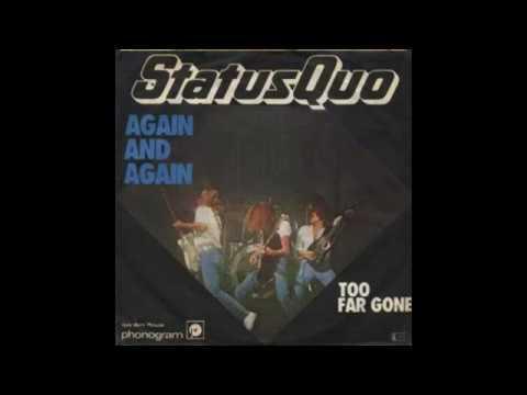 Status Quo - Again And Again - 1978