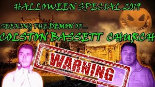 Contact With A Demonic Entity At Colston Bassett Church