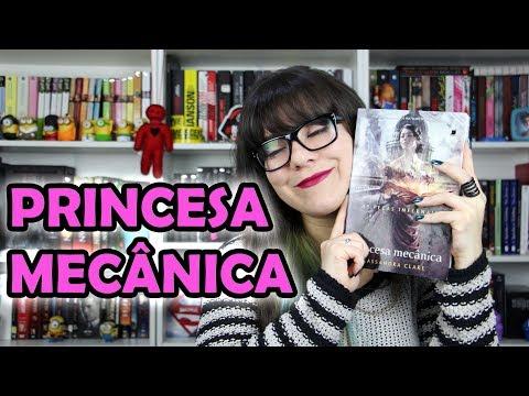 Princesa Mecânica - Cassandra Clare [RESENHA]