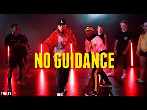 Chris Brown - No Guidance ft Drake - Dance Choreography by Konkrete