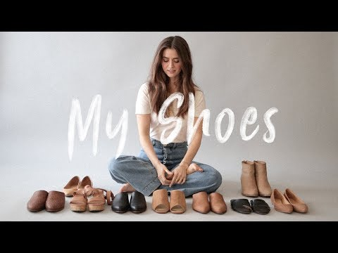 My Shoes Collection with Nisolo | Fair Trade Ethical Shoes | Dearly Bethany