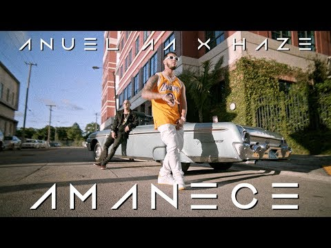 Anuel AA ➕  Haze - Amanece 🌅 [Official Video]