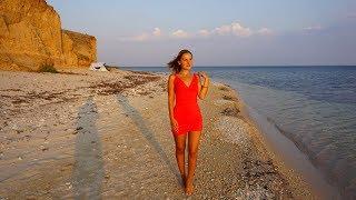 Крым. Лучшие места для отдыха с палаткой в Крыму. Громово