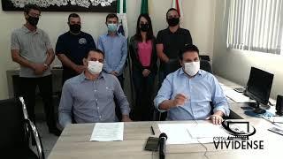 Lançamento do projeto Coronel Vivida + Digital