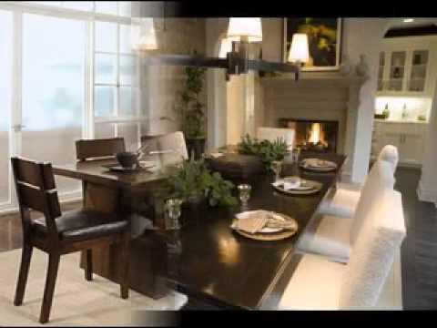 Идеи для столовой комнаты  Наборы мебели
