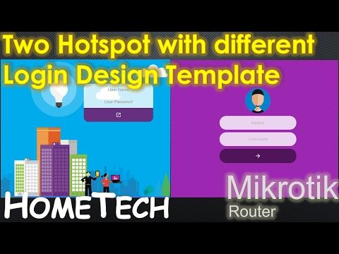 MikroTik - Step by Step Hotspot Configuration   Captive