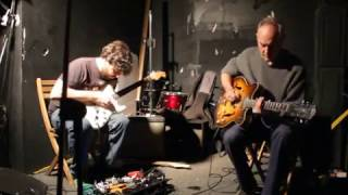 Chris LiButti & David Watson - At Muchmore's - April 5 2017