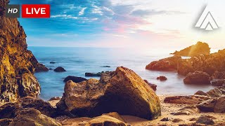 🔴 Relaxing Beautiful Piano Music 24/7 , Peaceful Instrumental Music for Study or Sleep