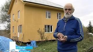 Житель Некоуза построил соломенный дом