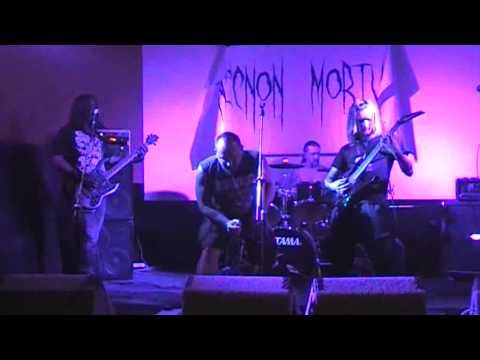 Necnon mortuss - Ústí nad Labem - sestřih částí skladeb 24.10.2014