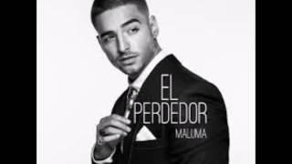 Maluma  El Perdedor