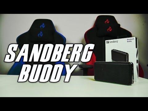 Sandberg Buddy - test, recenzja, review skandynawskiego głośnika BT 6 w 1