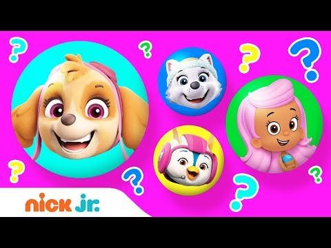Bubble Guppies Gil & Molly Love Story at the High School