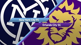 Quinta Victoria De Orlando City SC De Visitante Frente Al New York City FC