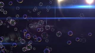 bubble motion graphics background | bubble particles overlay | bubble background animation video