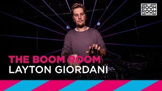 Layton Giordani - Live @ The Boom Room #176 SLAM! x ADE 2017