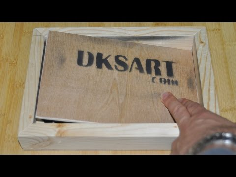 Secret Compartment Wood Art Canvas – DIY Stuff by DKS