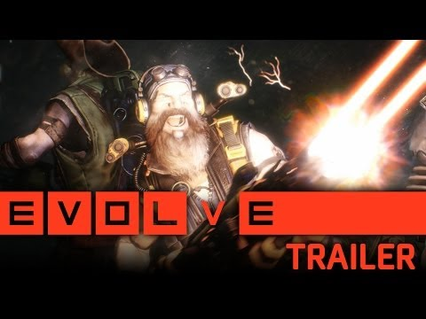 Evolve - Happy Hunting - Official Trailer thumbnail