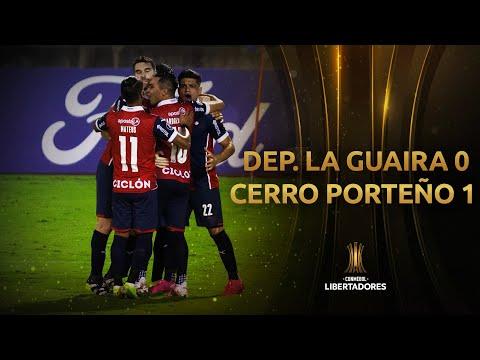 Melhores momentos | Dep. La Guaira 0 x 1 Cerro Por...