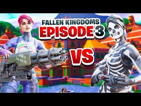 Fortnite Fallen Kingdoms: Impossible de débloquer cette arme !!