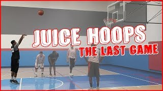 The Last Game Before Playoffs! Can Juice's Team End On A Win Streak? (Juice Hoops Ep.9)