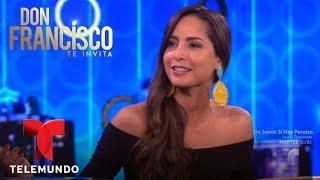 Carmen Villalobos habló de su amor por Sebastian Caicedo | Don Francisco Te Invita | Entretenimiento