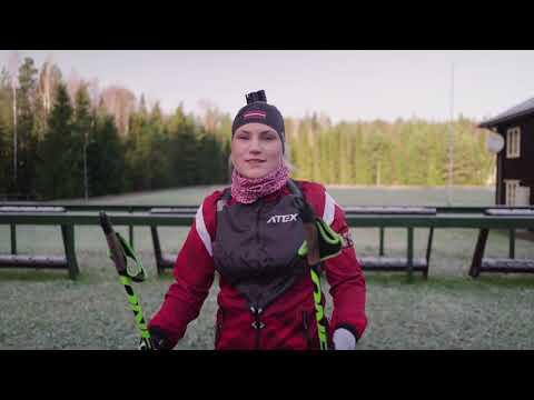Cēsu sporta laureāts 2020 - Biatlons un slēpošana